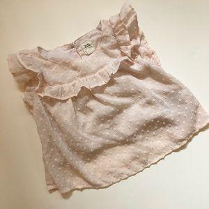 Baby Gap Blush Blouse | 2t